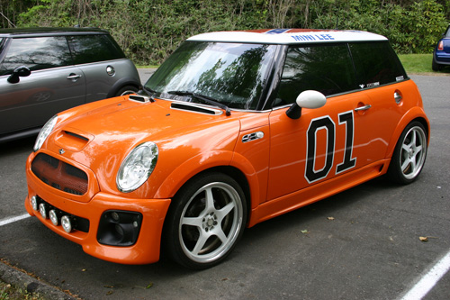 General Lee as a MINI