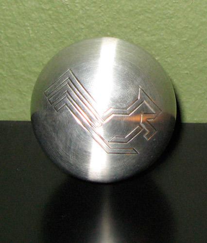 Whalen Hamman Logo Shift Knob