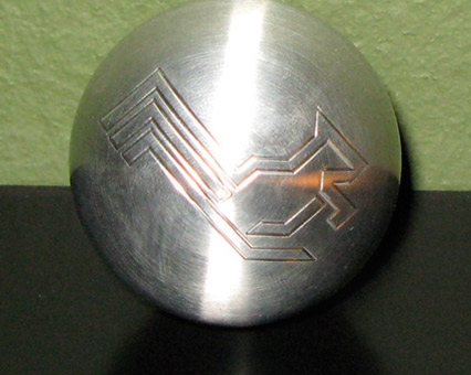 Whalen Shift Machine Custom Knob