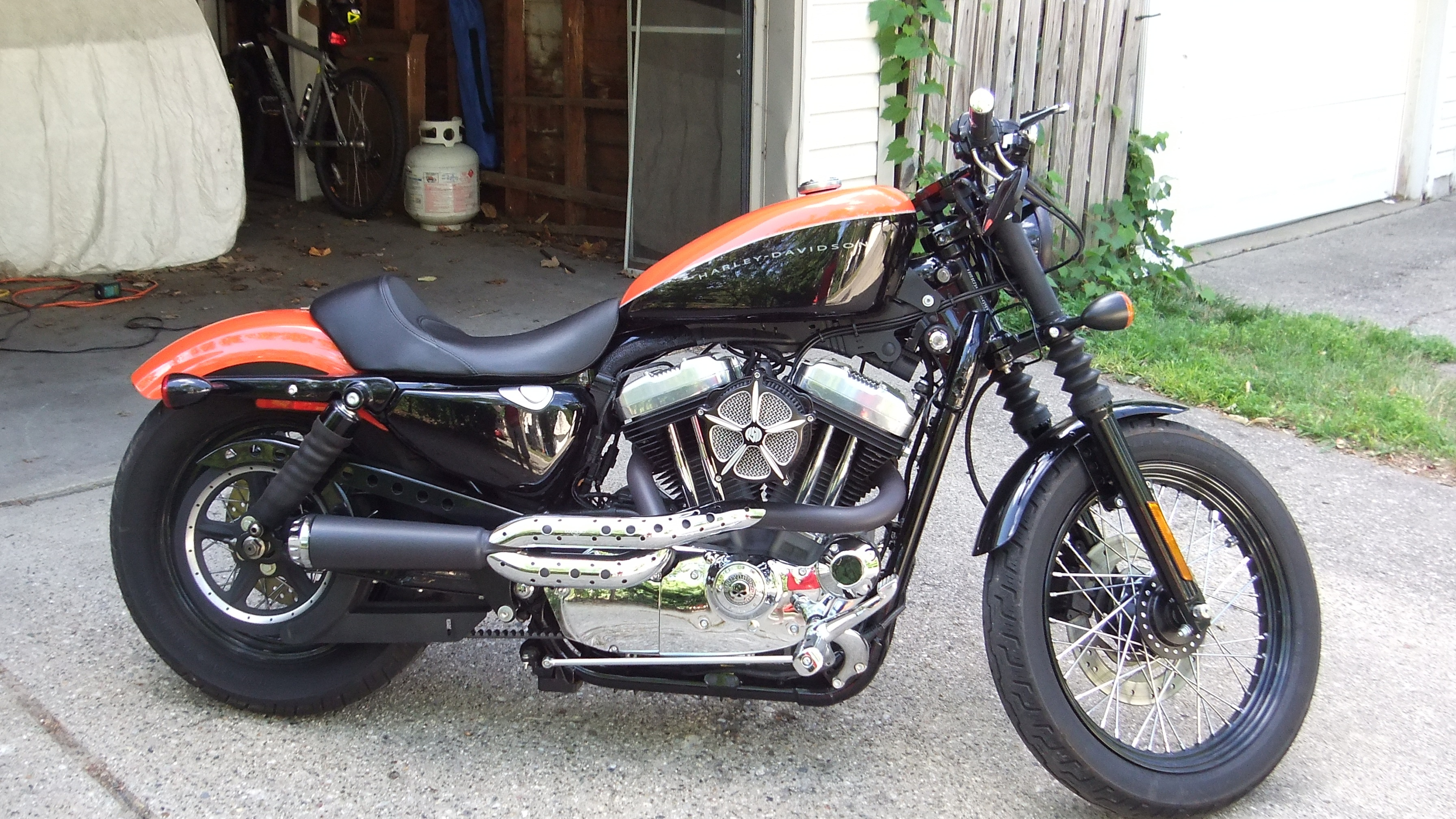 2007 Harley Davidson Nightster For Sale Blueminicooper Com
