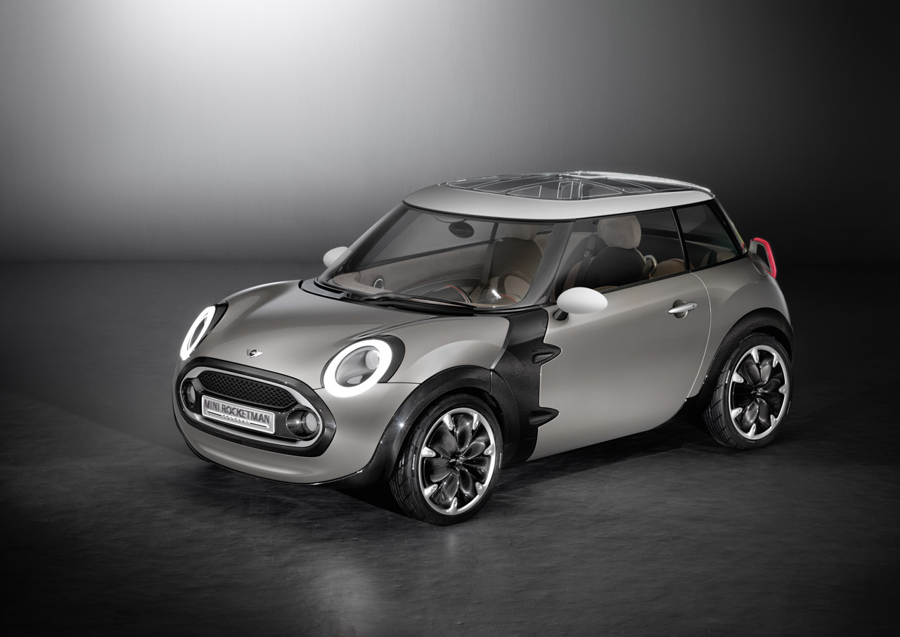 Rocketman and Superleggera MINIs may make production