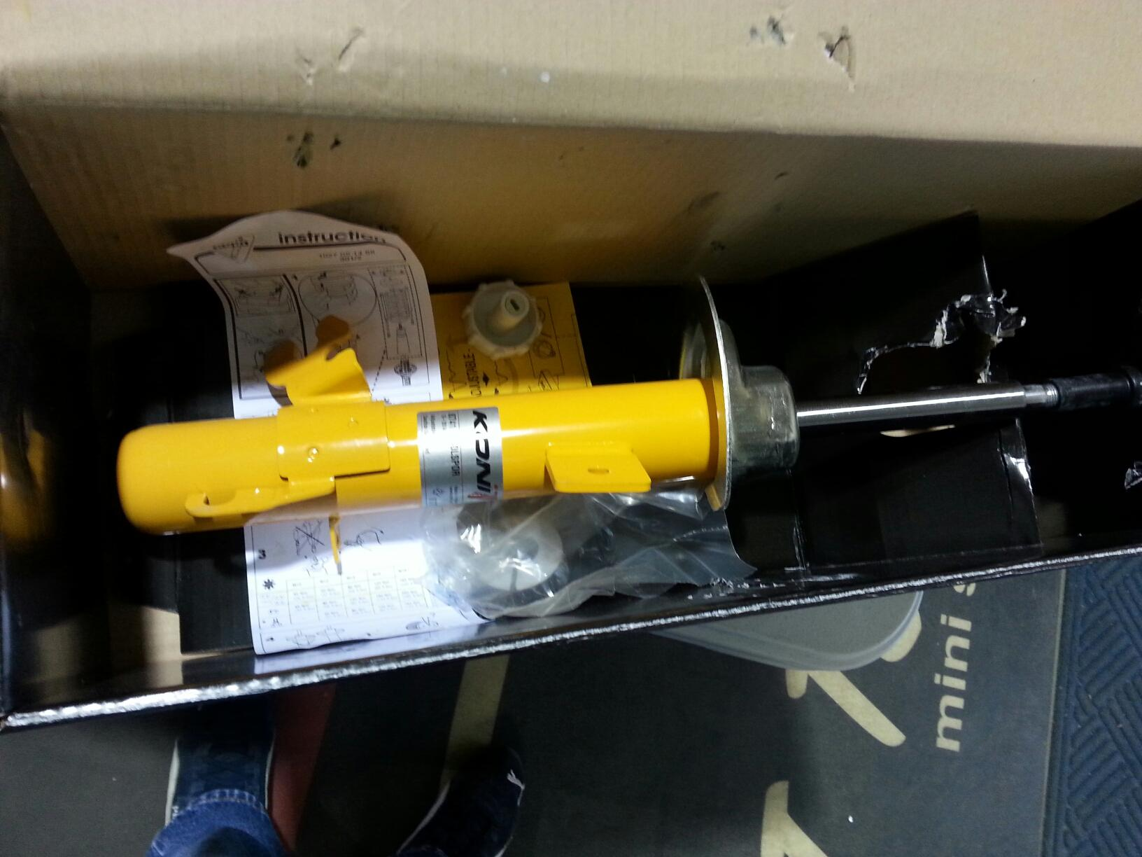 Koni shocks for my R52