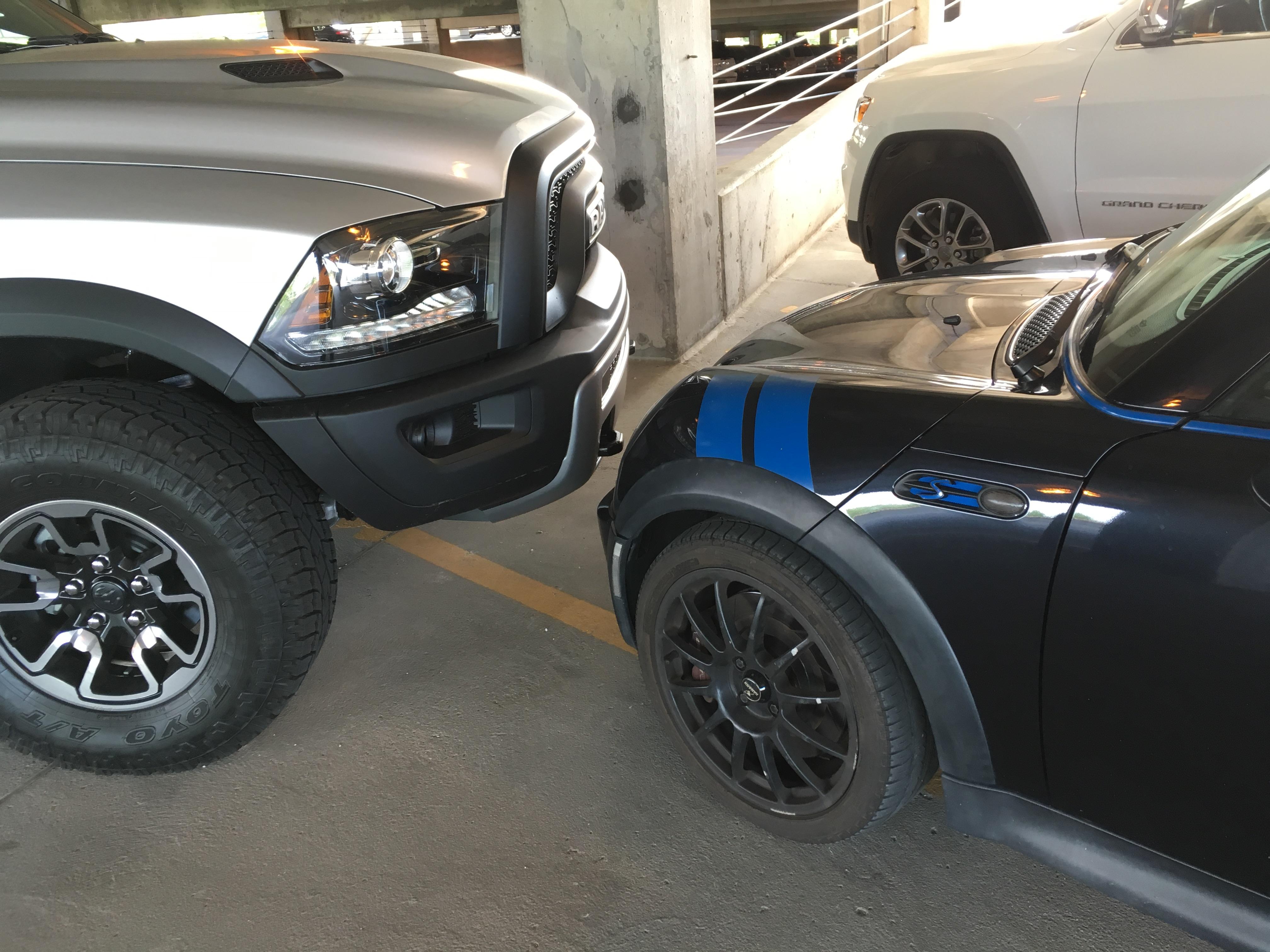 Symbiotic Parking